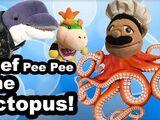 Chef Pee Pee the Octopus!