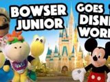 Bowser Junior Goes To Disney World! Part 1