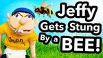 Jeffy Gets Stung By A Bee