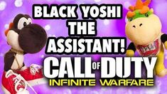 SML Movie Black Yoshi The Assistant!