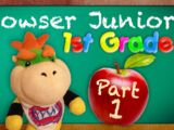 Bowser Junior's 1st Grade!