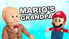 SML Movie Mario's Grandpa
