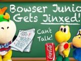 Bowser Junior Gets Jinxed!