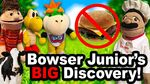 Bowser Junior's Big Discovery