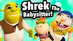 SML Short Shrek The Babysitter!