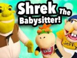 Shrek the Babysitter!