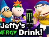 Jeffy's Energy Drink!
