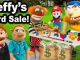 Jeffy's Yard Sale!