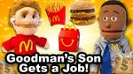 Richard Gets a Job