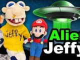 Alien Jeffy!