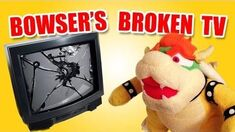 SML Movie Bowser's Broken TV
