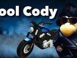 Cool Cody!