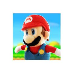 Mario's Old Portrait