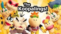 SML Movie The Koopalings!