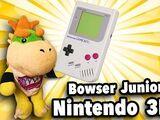 Bowser Junior's Nintendo 3DS