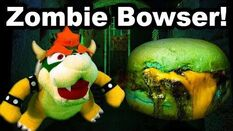 SML Short Zombie Bowser!
