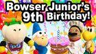 Bowser Junior's 9th Birthday