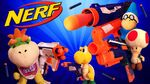 Bowser Junior's Nerf War