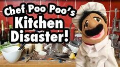 SML Movie Chef Poo Poo's Kitchen Disaster!
