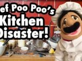 Chef Poo Poo's Kitchen Disaster!