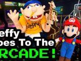 Jeffy Goes To The Arcade!