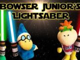 Bowser Junior's Lightsaber!