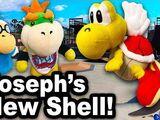 Joseph's New Shell!