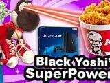 Black Yoshi's SuperPowers!