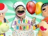 Chef Pee Pee's Birthday