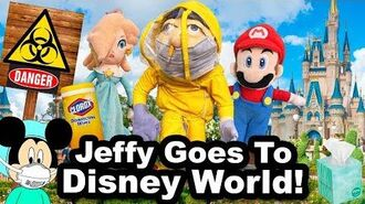 SML Movie- Jeffy Goes To Disney World!