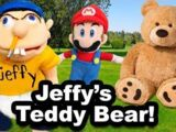 Jeffy's Teddy Bear!