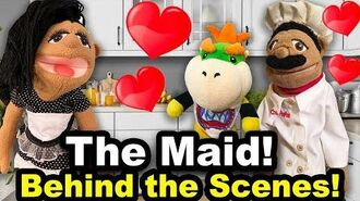 SML Movie The Maid BTS (NEW VOICE ACTOR - Rebecca!)