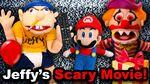 Jeffy's Scary Movie