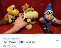 NetflixTrending