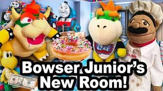 SML Movie Bowser Junior's New Room!