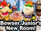 Bowser Junior's New Room!
