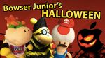 Bowser Junior's Halloween