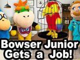 Bowser Junior Gets a Job!