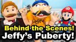 SML Movie Jeffy's Puberty! (Behind The Scenes!)