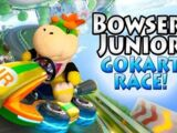 Bowser Junior's GoKart Race!