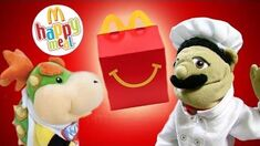 SML Movie Bowser Junior's Happy Meal