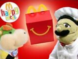Bowser Junior's Happy Meal
