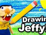 Drawing Jeffy!