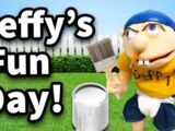Jeffy's Fun Day!