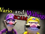 Wario and Waluigi's Scam!