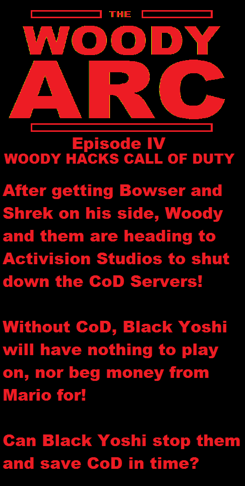 The Woody Arc Episode IV