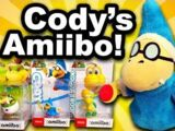 Cody's Amiibo!