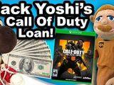 Black Yoshi's Call of Duty Loan!
