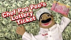 SML Movie Chef Pee Pee's Lottery Ticket