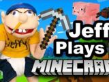Jeffy Plays Minecraft!
